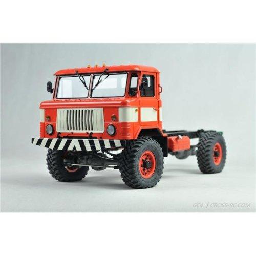 Cross RC CZRGC4 4 x 4 in. GC4 1-10 Scale Truck Crawler Kit