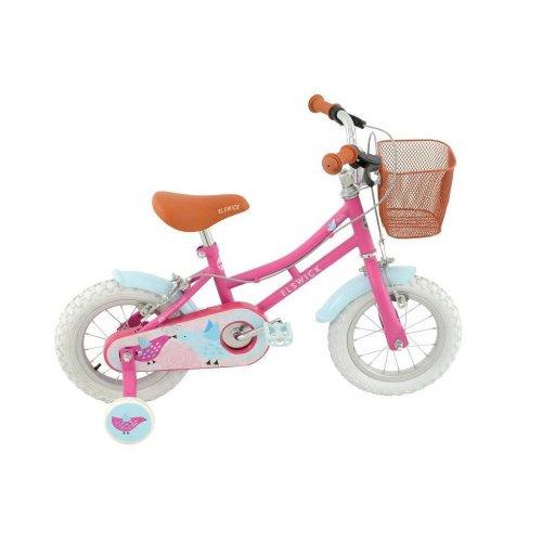 "Elswick Misty Girls 12"" Wheel Single Speed Heritage Bike Bicycle Pink E1215022"