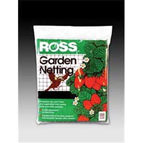 Easy Gardener Weatherly Consum Ross Garden Netting Black 14 X 75 Feet - 15800
