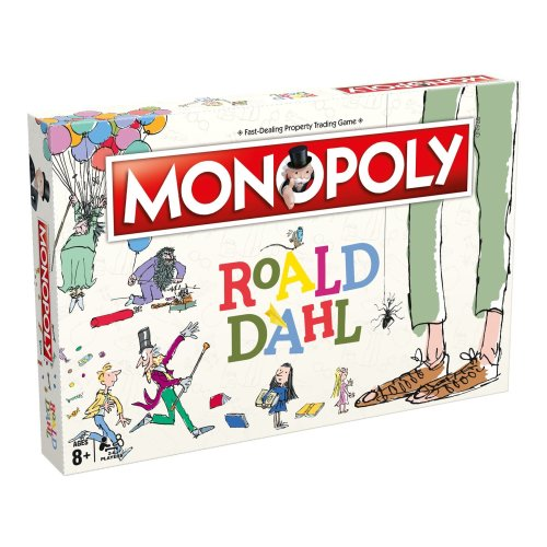 Monopoly Roald Dahl Edition Board Game by Winning Moves
