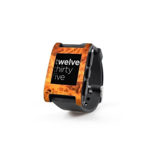 DecalGirl PWCH-COMBUST Pebble Watch Skin - Combustion