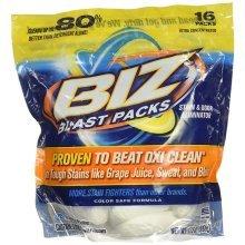 BIZ Biz Stain Fighter Blast Packs 16 CT (1)