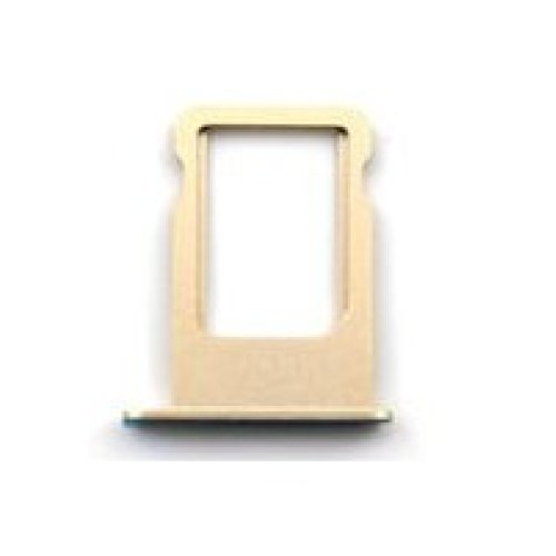 MicroSpareparts Mobile SIM Card Tray Golden