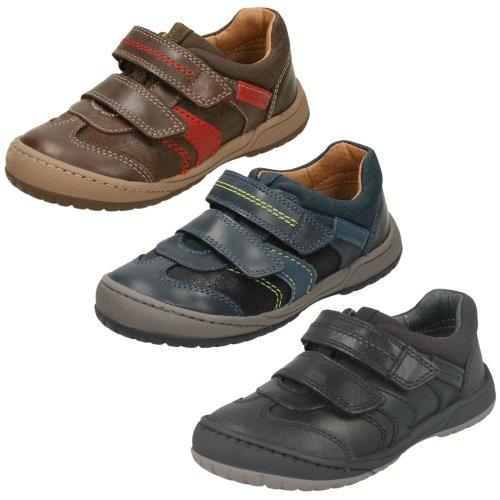 Boys Startrite Casual Shoes Flexy Tough Pre - H Fit
