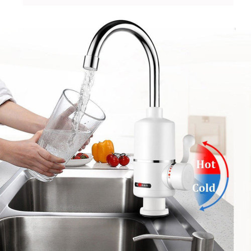 Electric Leakage Protection Bathroom Kitchen Instant Hot Water Tap
