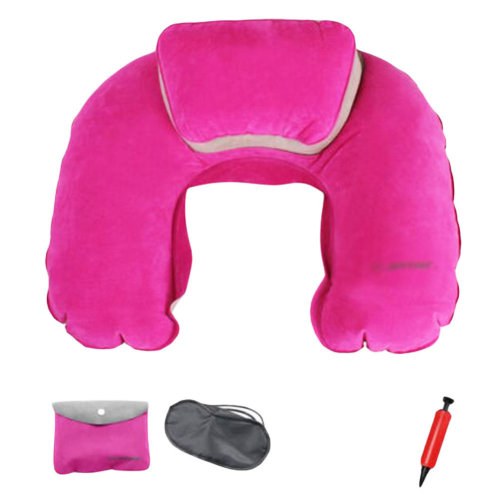 Inflatable Home/Travel Pillow Neck Pillow Travel Suit
