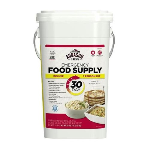 Augason Farms 5-20091 Deluxe Emergency 30-Day Food Supply