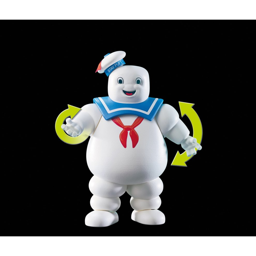 Playmobil 9221 Ghostbusters Stay Puft Marshmallow Man Action- & Spielfiguren