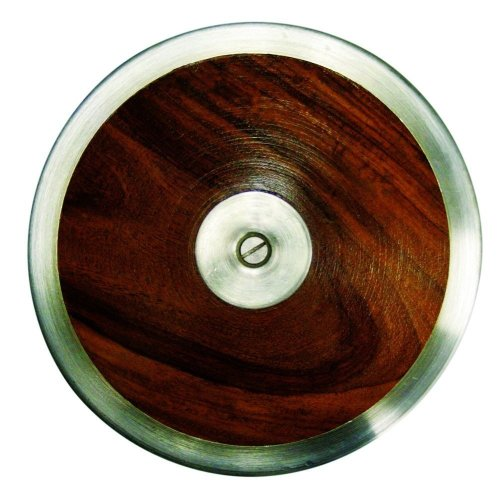 Amber Athletic Gear Club Wooden Training Discus Throw Equipment