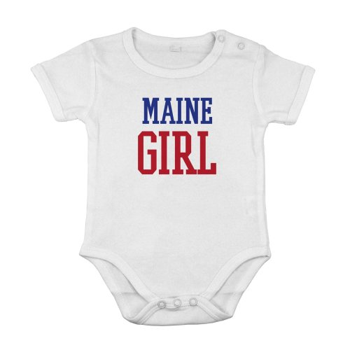 Baby Short maine girl usa state