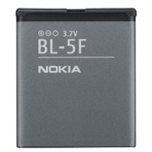 Battery for Nokia 6210/Nokia E65 /Nokia N95 Nokia N96 BL-5F Replacement Battery