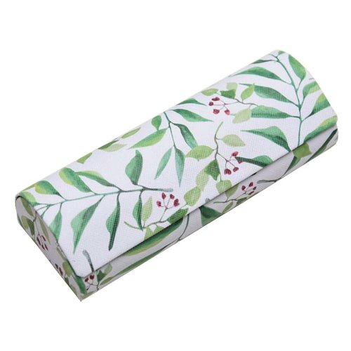 PU Leather Eyeglass Case Glasses Storage Case Protective Case for Glasses - 36