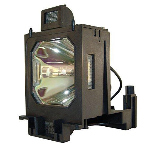 Eiki LC WGC500 Projector Housing with Genuine Original OEM Bulb