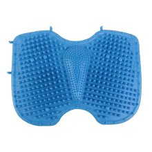 Outdoor & Indoor Foot Massage Shiatsu Sheet Pressure Slab Toe Pad [Blue]