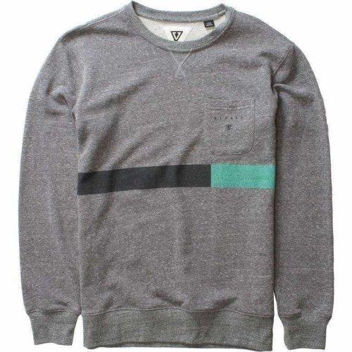 Vissla Carolina Fleece crew sweatshirt