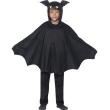 Kids Cute Vampire Bat Cape Costume (S/M)   Halloween