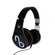 Wired Headphones Provides High Clarity Sound Performance with Premium Detachable 1.2m Line-in Cable and an Adjustable Folding Headband