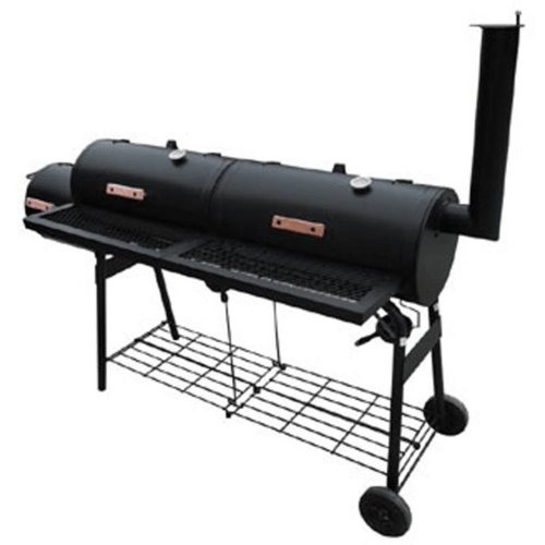 Black Smoker BBQ Nevada XL