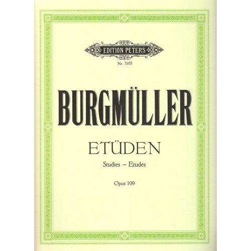Etüden op. 109: für Klavier