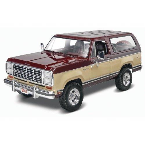 Rvm4372 - Revell Monogram 1:24 - '81 Dodge Ramcharger