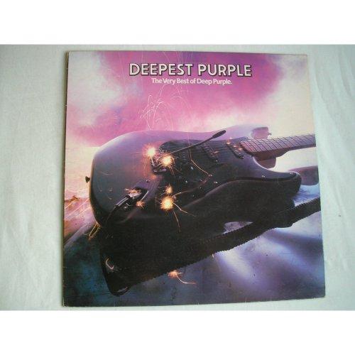 DEEP PURPLE - Deepest Purple UK LP ex-/vg