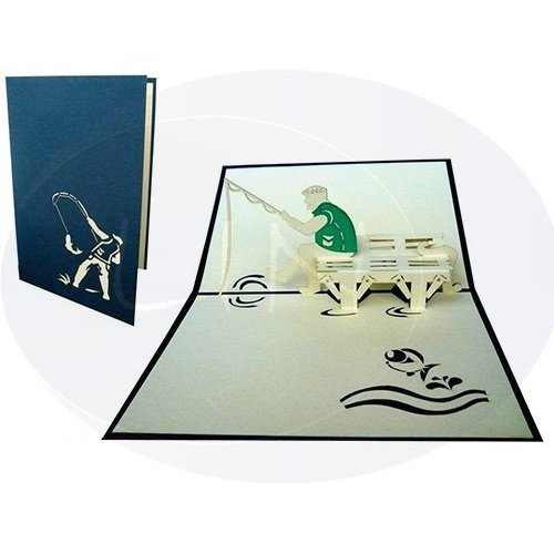 Pop Up 3D Birthday Cards Pack Of 50 Lin Angler