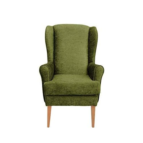 MAWCARE Darcy Orthopaedic High Seat Chair - 21 x 21 Inches [Height x Width] in Darcy Lime (lc21-Darcy_d)