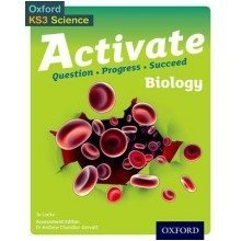 Activate: 11-14 (key Stage 3): Biology Student Book