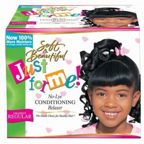 Just For Me Conditioning Creme Relaxer Regular