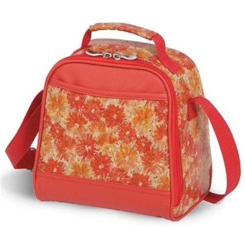 Picnic Plus PSM-441FC Cache Lunch Bag - Floral Cork