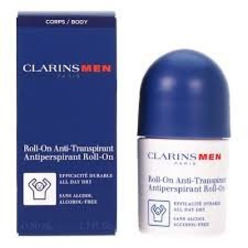 Clarins Men Antiperspirant Deo Roll-On 50ml