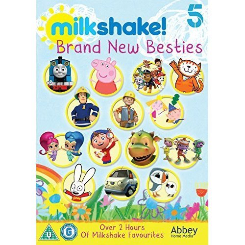 Milkshake! Brand New Besties [DVD] [DVD]