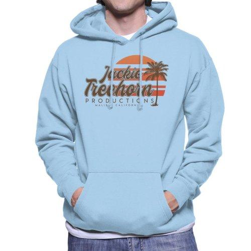Jackie Treehorn Productions Boogie Nights Men's Hooded Sweatshirt