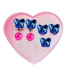 Children Stylish Clip-on Earrings A Lovely Earrings For Girls[Butterfly]
