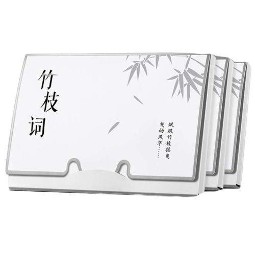 Men Women Bamboo Charcoal Oil Blotting Paper Sheets, 300 Sheets