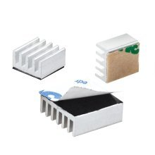 Trixes Raspberry Pi Aluminium Air Cooling Heatsink Set