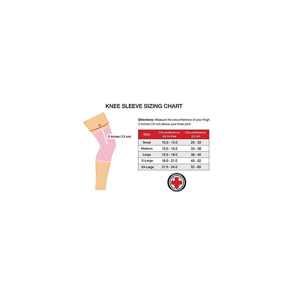 ed2ca87772 ... Doctor Developed Ladies Pink Knee Brace / Knee Compression Sleeve - 1  ...