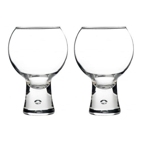 Durobor Alternato Set of 2 Gin Wine Glasses, Large