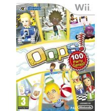Oops! 100 Party Games (Wii)