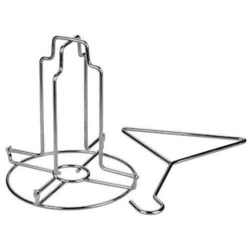 CanCooker CKNRK-1501 Stainless Steel Foldable Chicken Rack