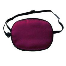 Adult Kids Amblyopia Strabismus Lazy Eye Adjustable Soft Pirate Eye Patch Single Eye Mask (Kids) ,k