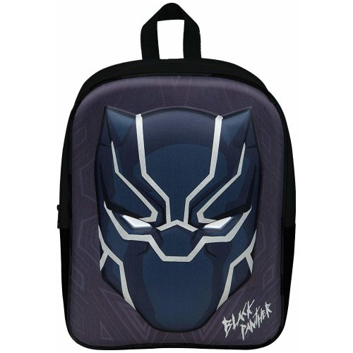 7b94d3f768f8 Black Panther 3D School Bag Marvel Avengers Movies Rucksack for Kids  Infinity War Backpack for Boys on OnBuy