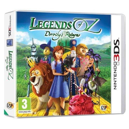 Legends of Oz - Dorothy's Return Nintendo 3DS