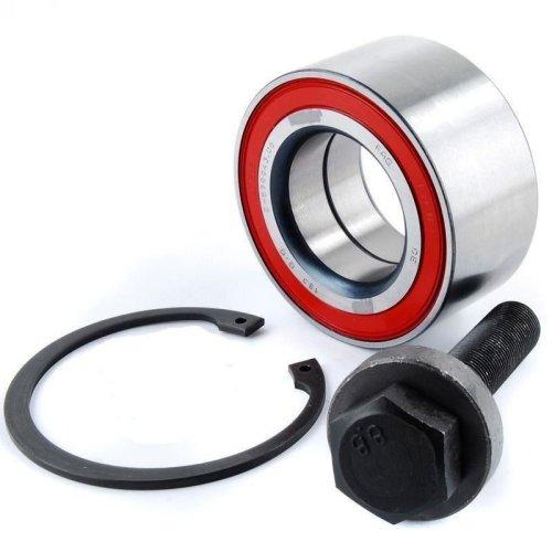 Vw Sharan 1995-2010 Front Hub Wheel Bearing Kit