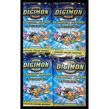 Digimon Animated Series Trading Cards Season 1 Pack