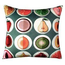 Comfortable Fruit Throw Pillow/Kids' Gift Lovely Shape Pillow/ Cushion Sofa Home Decor Design