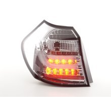 Led Taillights BMW serie 1 E87/E81 3/5-Dr. Year 04-07 chrome