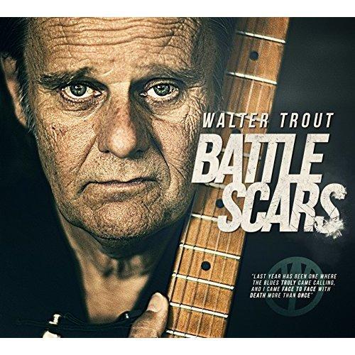 Walter Trout - Battle Scars (Cardboard Case) [CD]