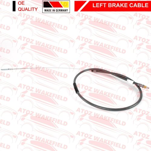 FOR BMW 316 318 320 330 M3 E46 REAR LEFT HAND BRAKE CABLE LH 34411165021