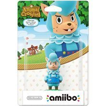 Amiibo Animal Crossing Cyrus Nintendo Wii U/3DS